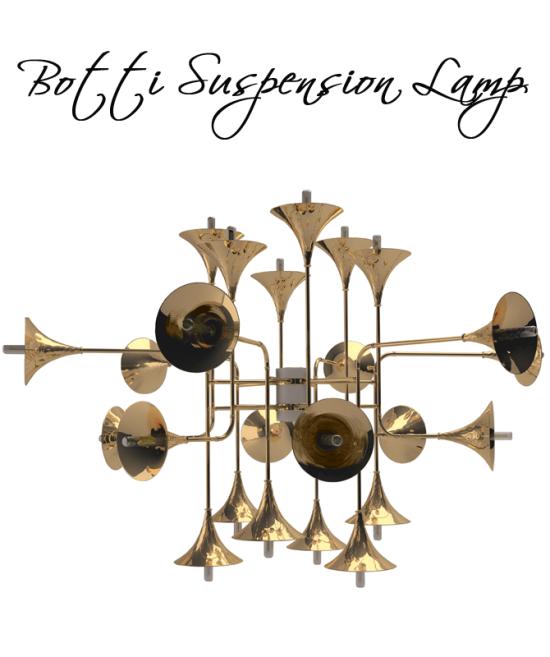 Botti musical instrument lamp