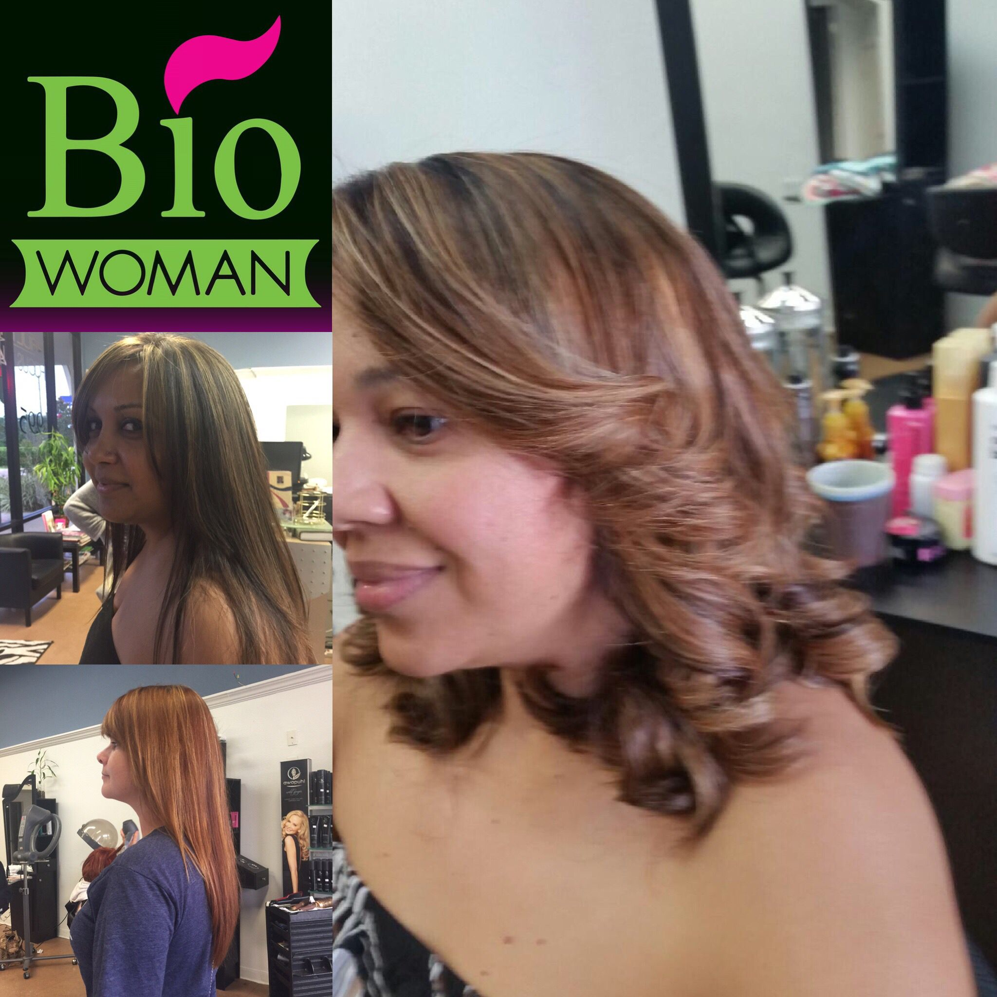 Up To 55 Off Salon Service At Biowoman Salon 29 For Shampoo