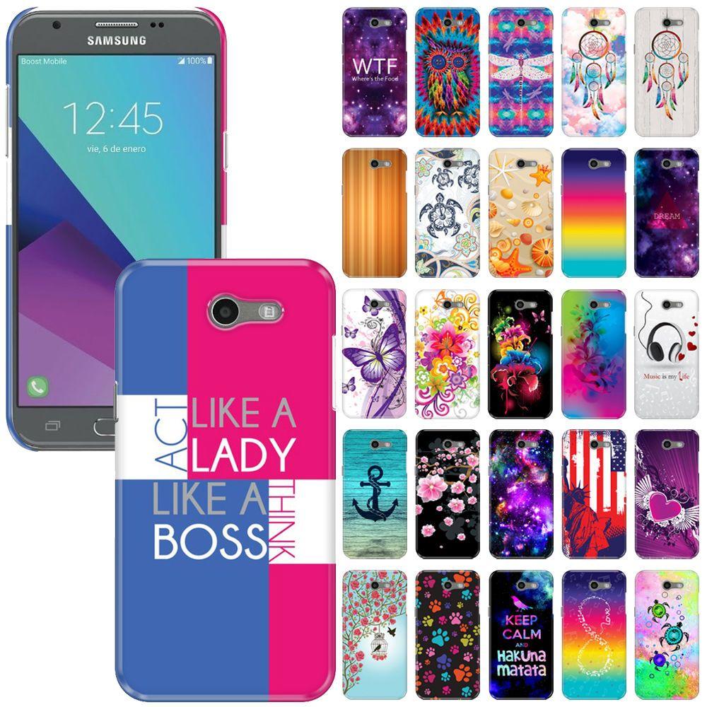 c33cda3e12e For Samsung Galaxy J7V J727/ J7 Sky Pro/ Perx Protector Hard Back Case  Cover #FINCIBO