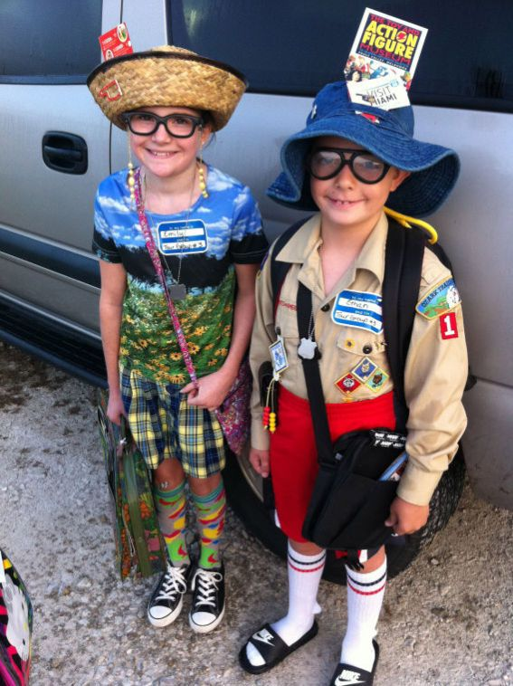 Tacky Tourists | The Great American Road Trip (Junior Camp ...