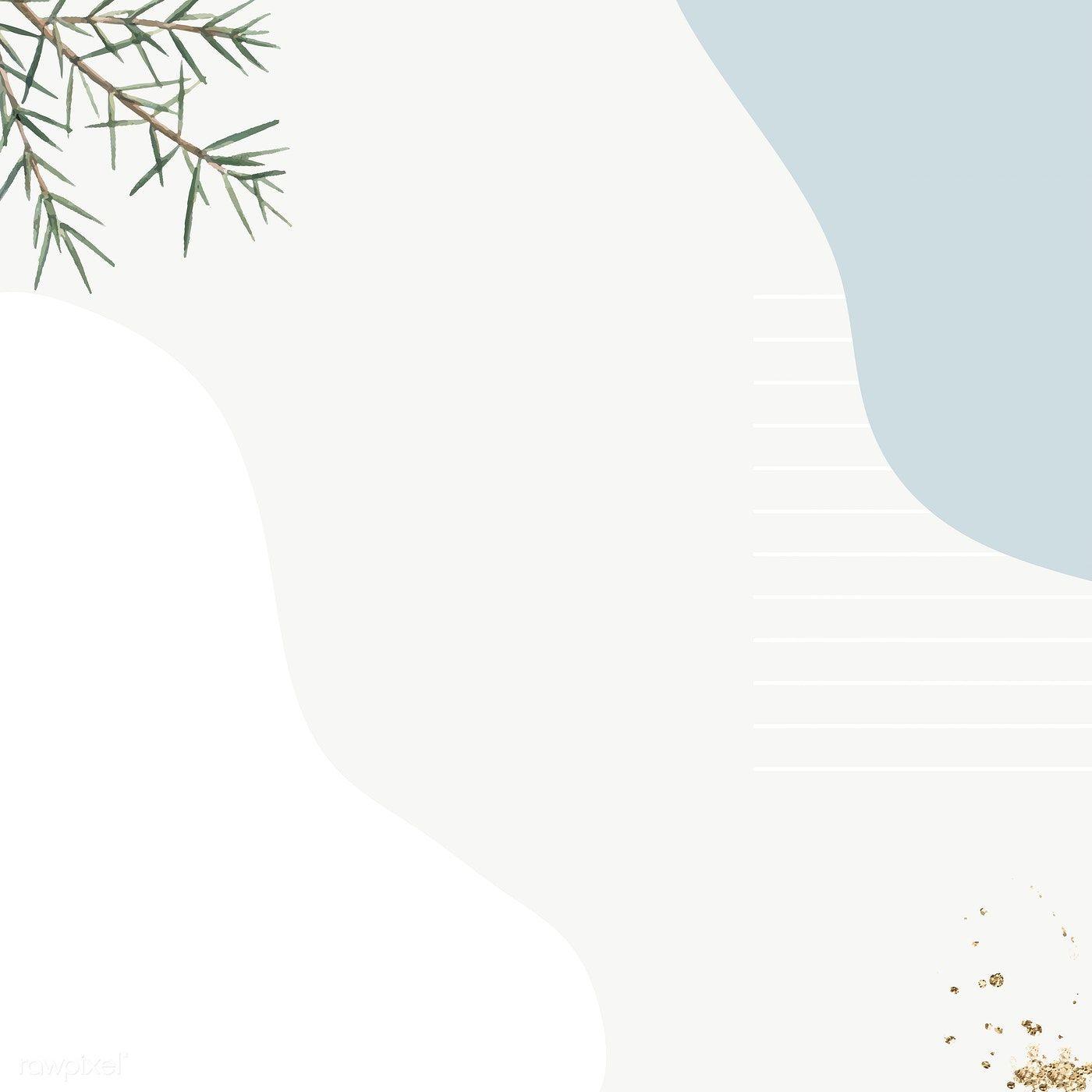 Download Premium Illustration Of Prickly Juniper Branch On Beige
