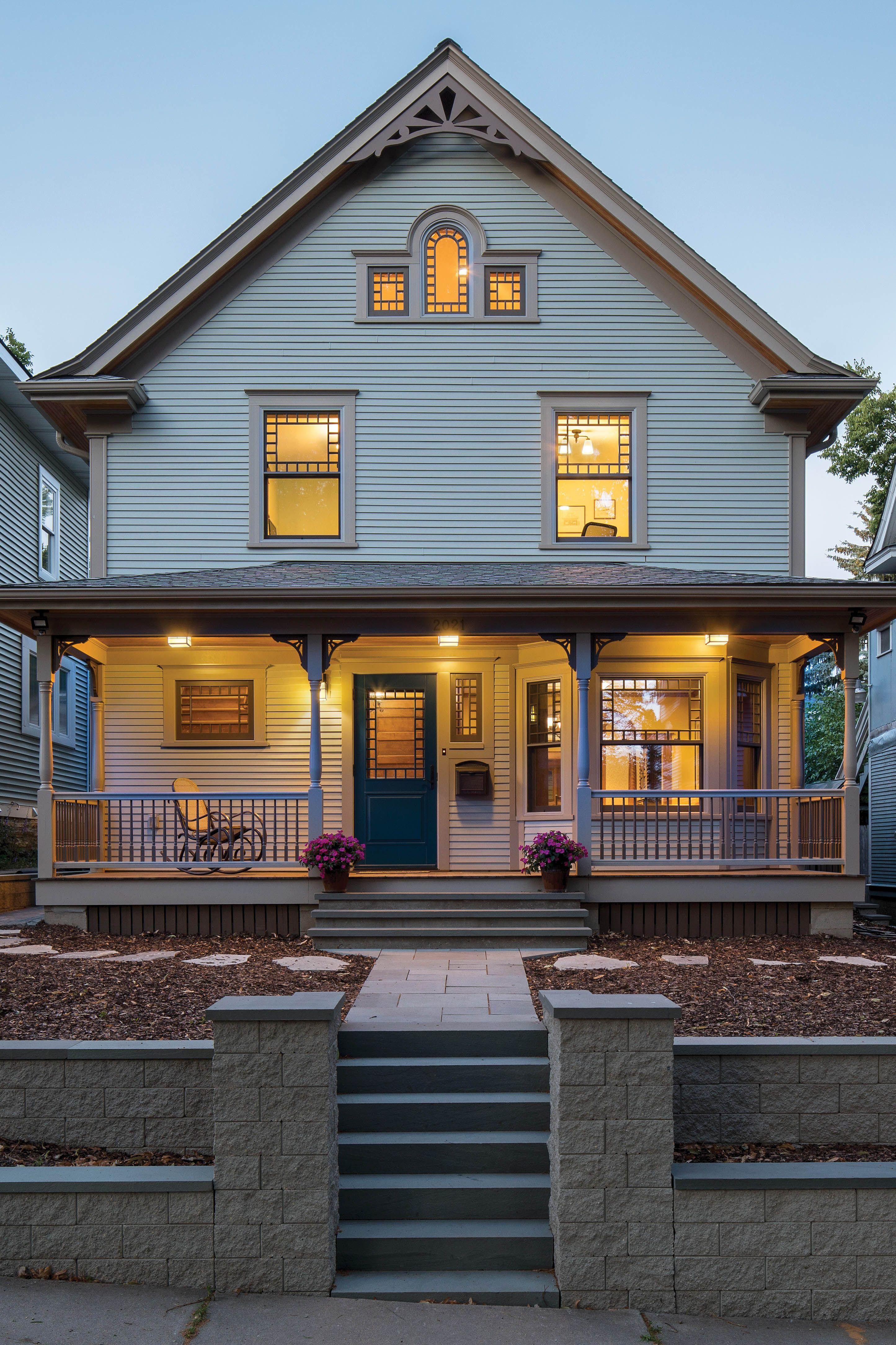 Net Zero Victorian Home Victorian Homes Energy Efficient Homes Home