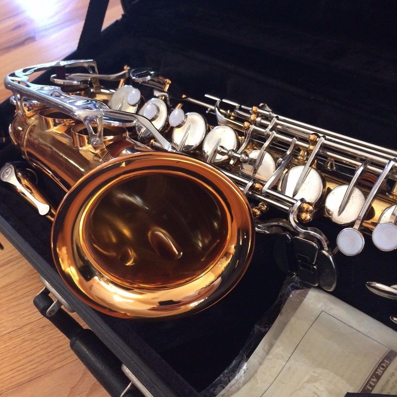 Yamaha Japan Yas 23 Vito Alto Saxophone Very Nice Music