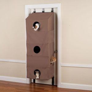 Over The Door Cat Condo