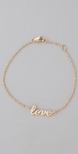 Bop Love Jennifer Zeuner Jewelry Cursive