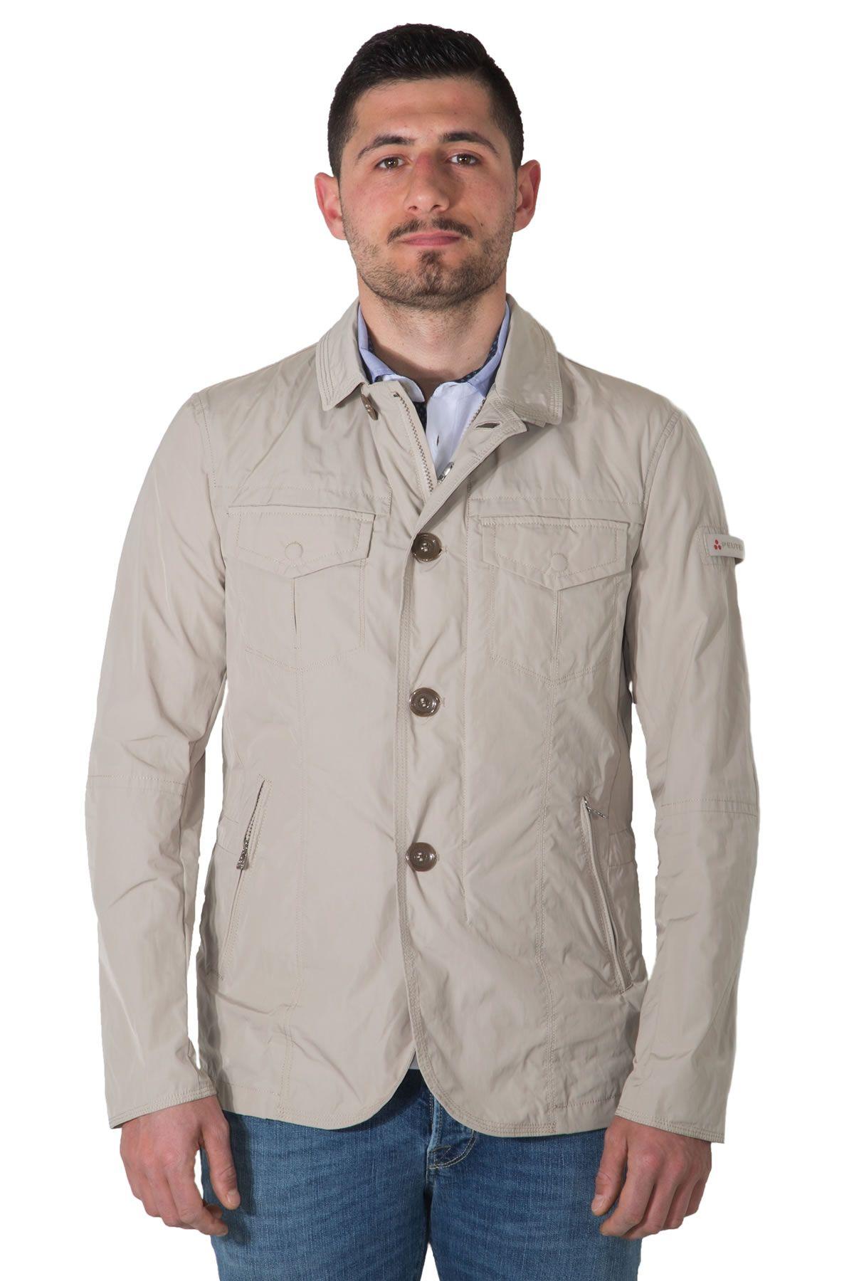new product bbe88 d54e1 Plain nylon jacket Hollywood - Euro 258 | Peuterey ...