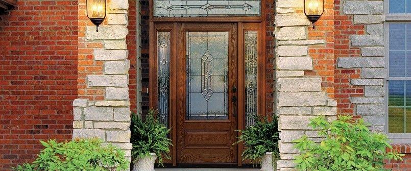 Steel Vs Fiberglass Entry Doors What S A Better Investment Windows Doors Fiberglass Entry Doors Front Entry Doors Entry Doors