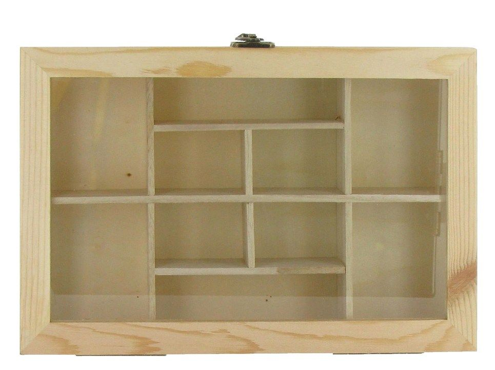 Wood Shadow Box With Glass Top Shop Hobby Lobby Wood Shadow Box Diy Shadow Box Shadow Box