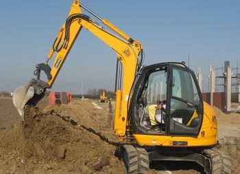 jcb workshop service manual free jcb mini excavators jcb workshop rh pinterest com Digger in Water JCB Digger
