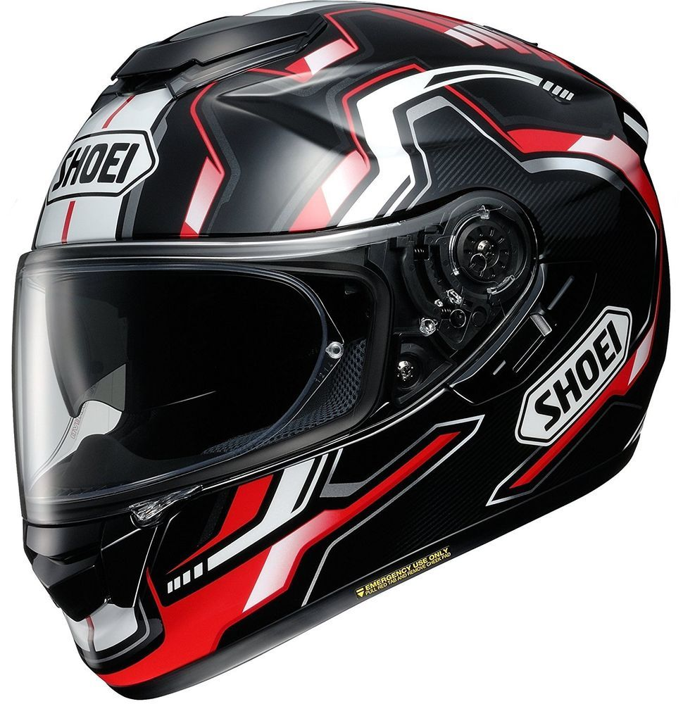 SHOEI Full face helmet GTAir BOUNCE TC1 (RED/BLACK