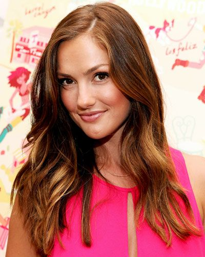 Chic Summer Hair: #MinkaKelly's Sidepart http://www.instyle.com/instyle/makeover