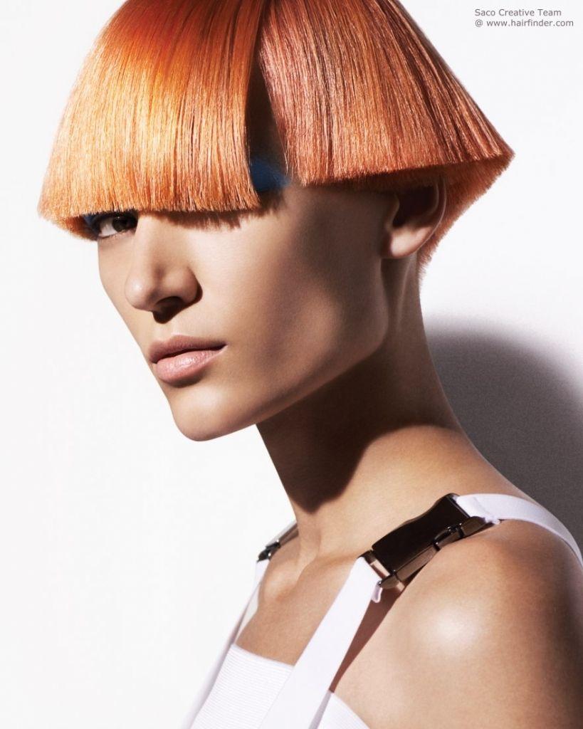 Hairstyle Mushroom Cut Short Mushroom Haircut Women Kitchen Craft
