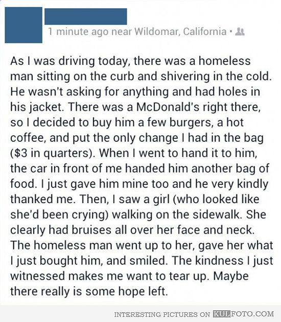 A short story of kindness and hope | Pictures | Pinterest | Shorts ...
