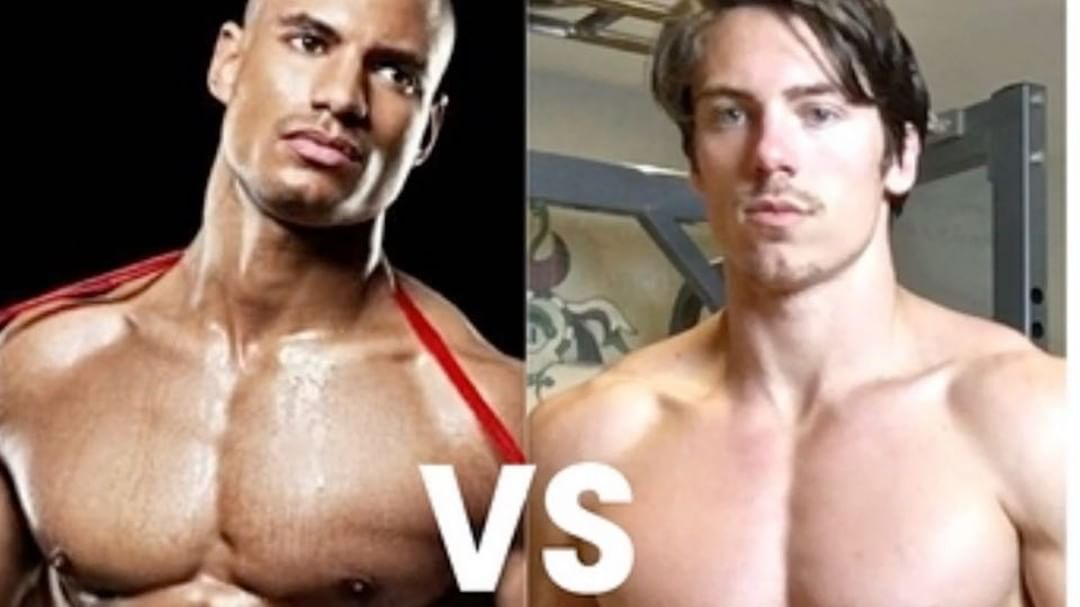Brandon Carter To Fight Greg O Gallagher Kinobody In A Boxing Match To Settle Their Beef This August Bodybuildi Greg O Gallagher Bodybuilding Brandon Carter