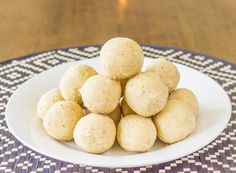Suji Ladoo With This Fiji Indian Recipe Is Very Easy Suji Ladoo Is Very Popular In Fiji Probably Because It Indian Dessert Recipes Indian Desserts Sweet Meat