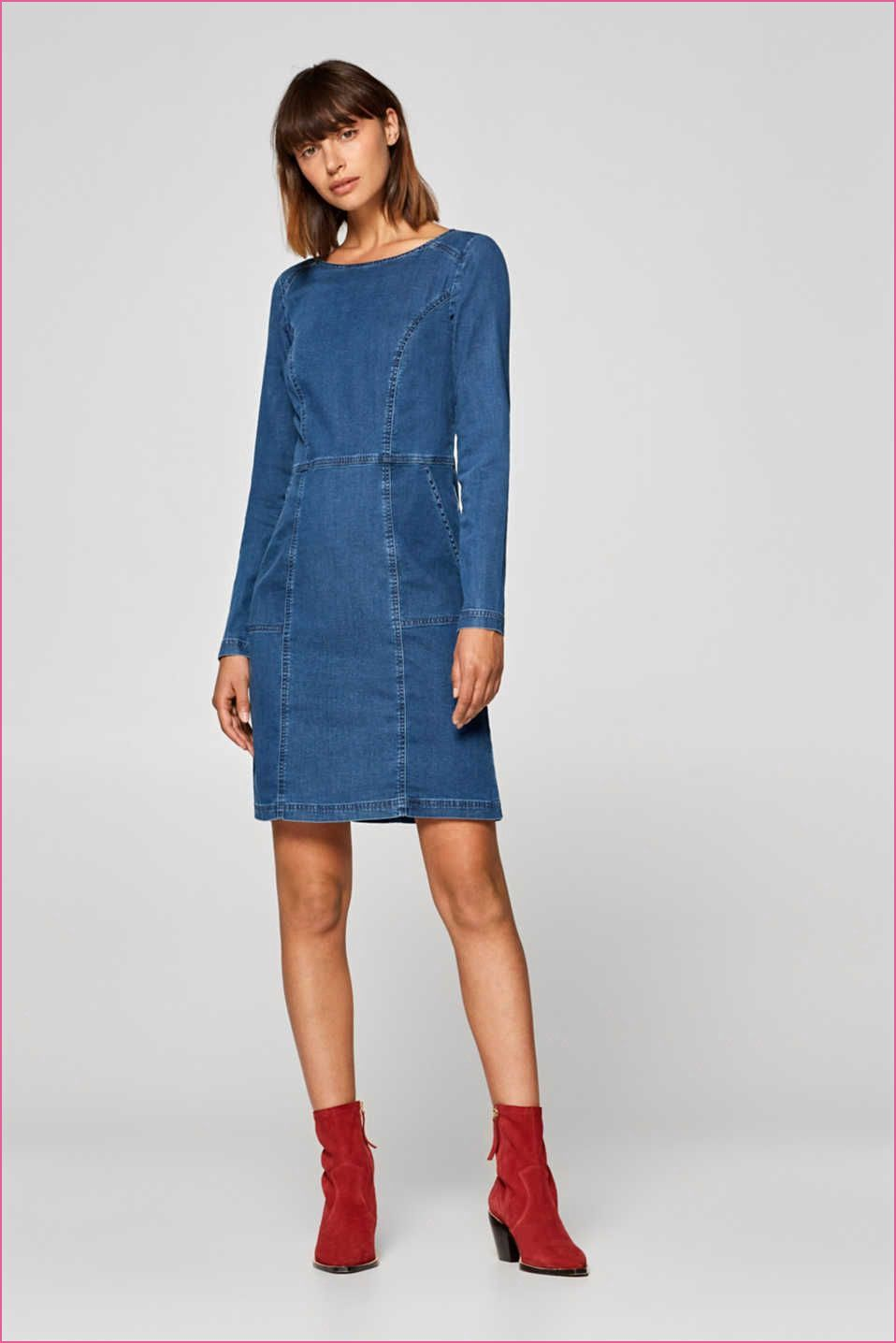 Esprit Kleid Lang Blumen  Haute couture mode, Kleider, Modestil