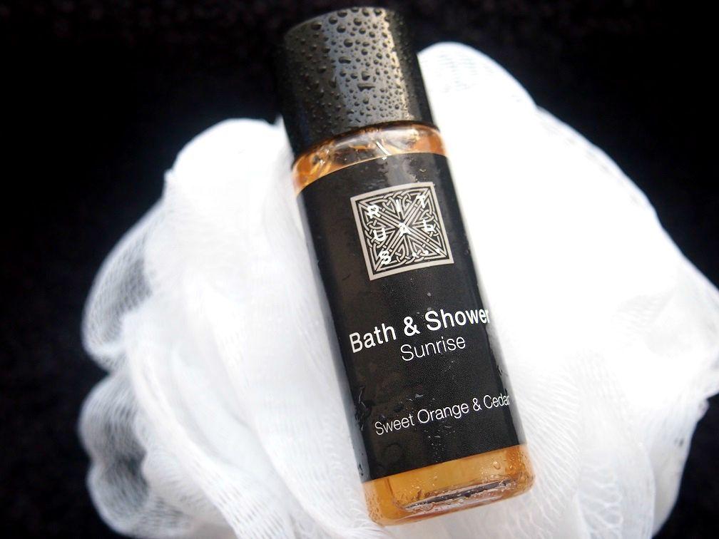 Rituals,  Bath & Shower Sunrise, Sweet Orange & Cedar