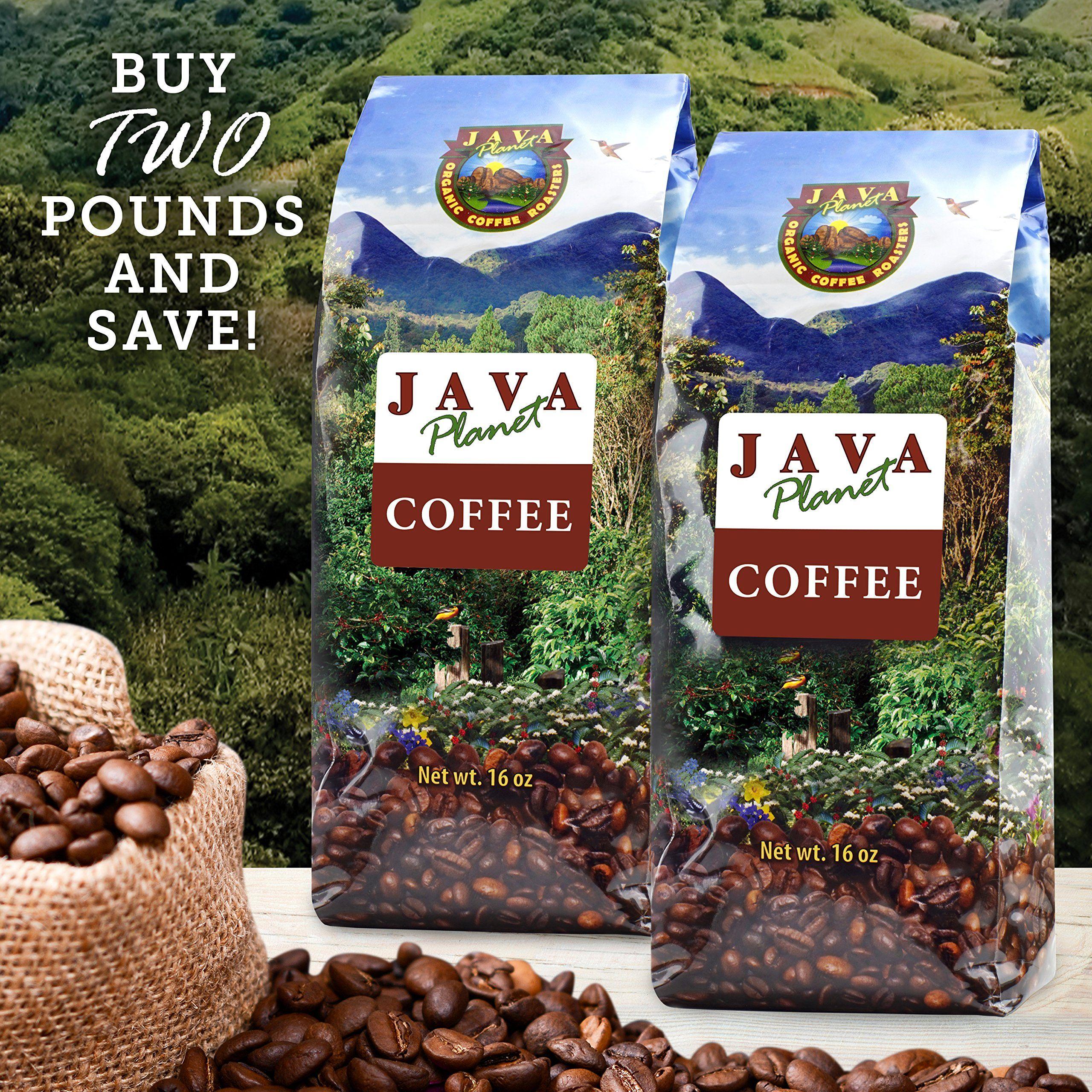 Java guatemalan usda gourment organic coffee beans