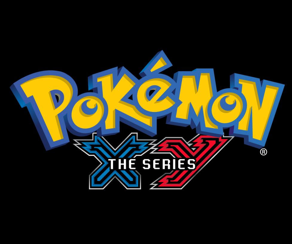 Pokemon Xy The Series Pokemon Logo Pokemon Pokemon Theme