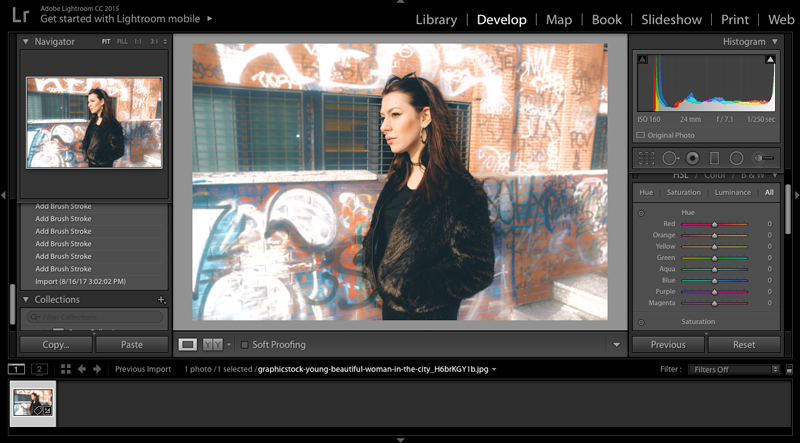 How To Blur Backgrounds In Adobe Lightroom Create With Storyblocks Lightroom Adobe Lightroom Blurred Background