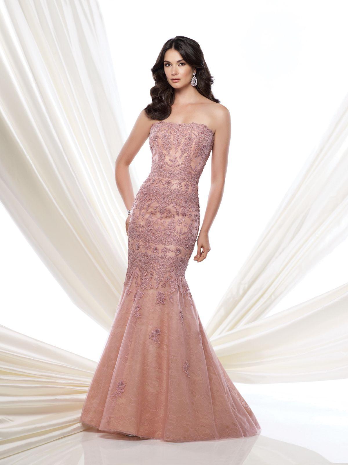 Único Wedding Dress Designer David Tutera Elaboración - Colección de ...
