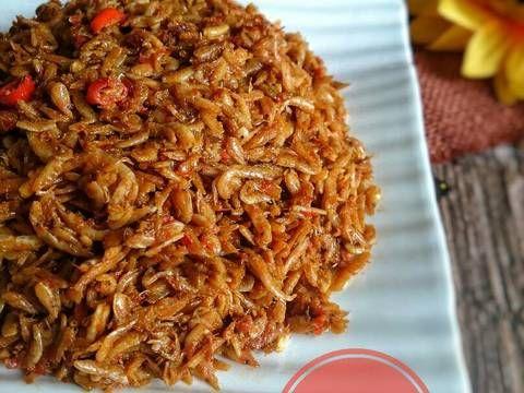 Resep Sambel Goreng Udang Rebon Udang Papai Oleh Retno Nia Sari Xenia S Kitchen Resep Resep Makanan Udang
