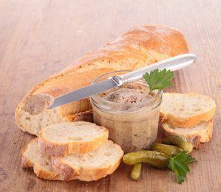 P t de foies de volaille au porto recette plats r confortants food thermomix et foie gras - Sterilisation plats cuisines bocaux ...