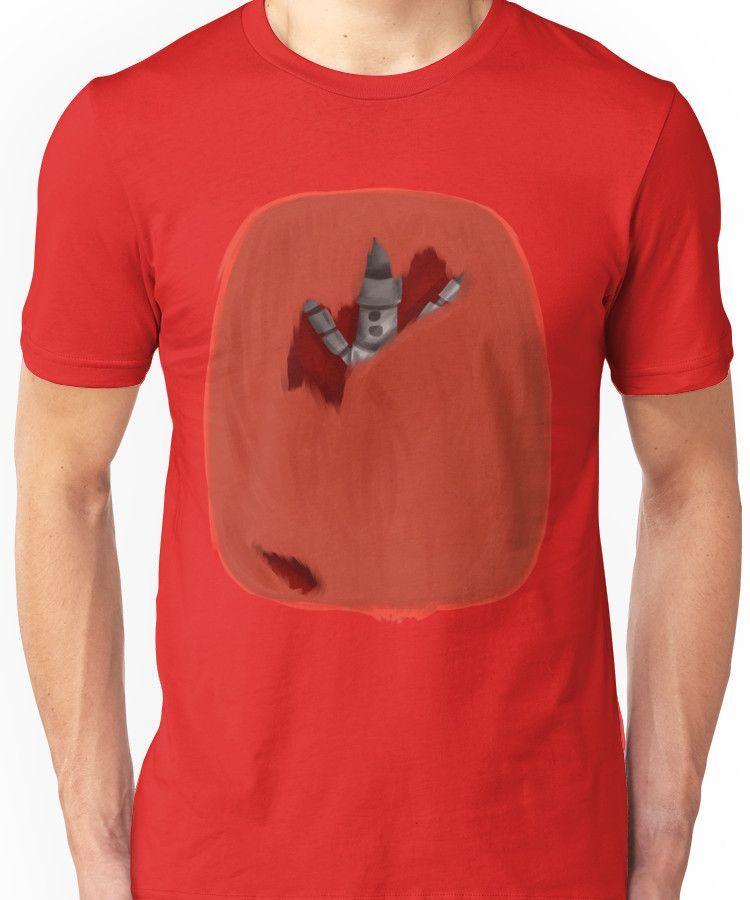 Foxy's stomach Unisex T-Shirt