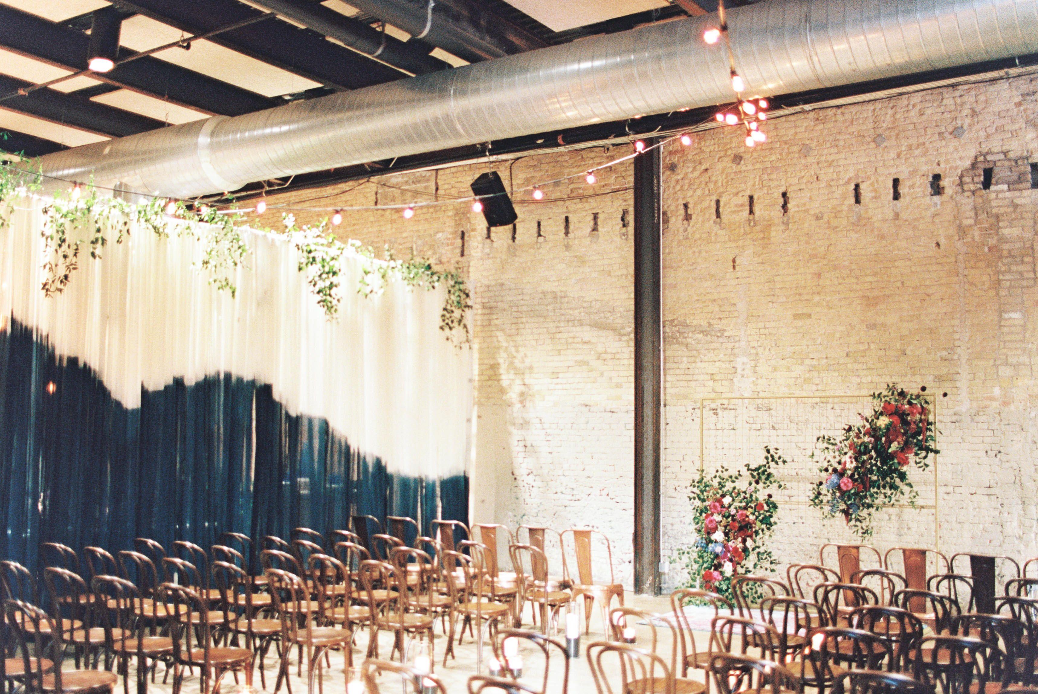 Dave Gerard Loot Rentals Wedding Wedding Venues Texas Wedding Backdrop