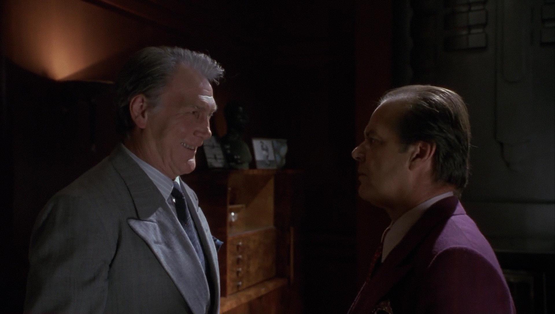 Jack Palance Filmes Ideal batman (1989) jack palance , as ,carl grissom , tim burton film