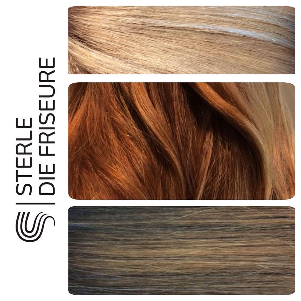 Gesundere Haare Und Brilliante Farbe Mit Olaplex Sterlediefriseure Friseurbadnauheim Olaplex Stranchenblond Braun In 2020 Friseure Gesunde Haare Haare