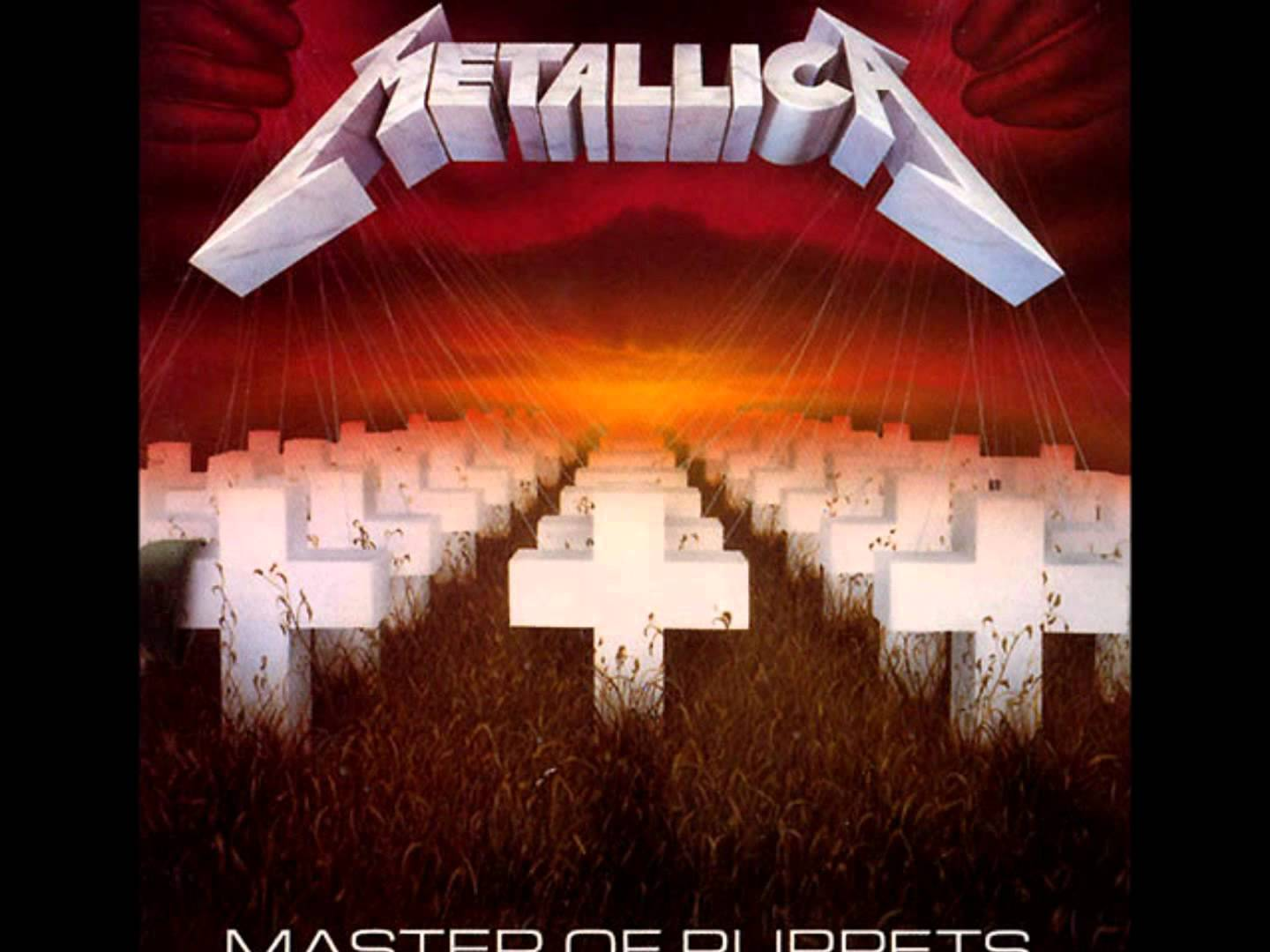 Band Metallica Album Master of Puppets Released March 3