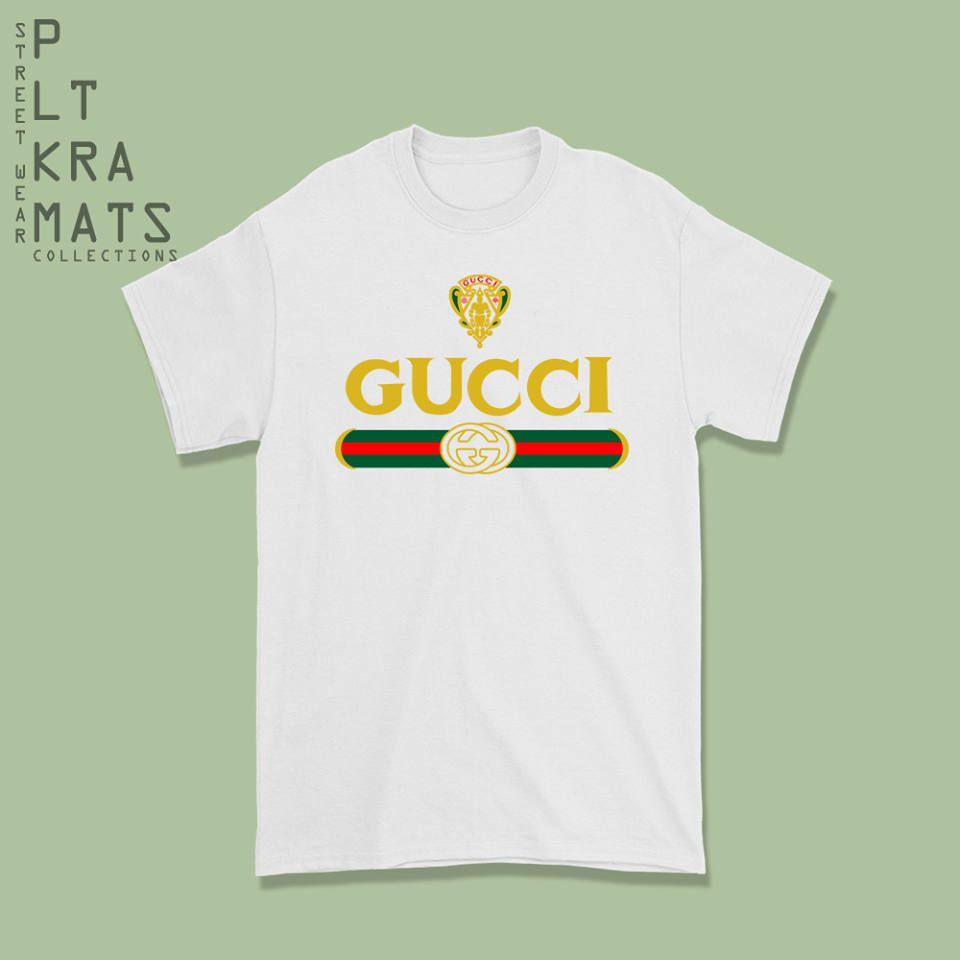 5bd900f19 Vintage Gucci Logo T Shirt - raveitsafe