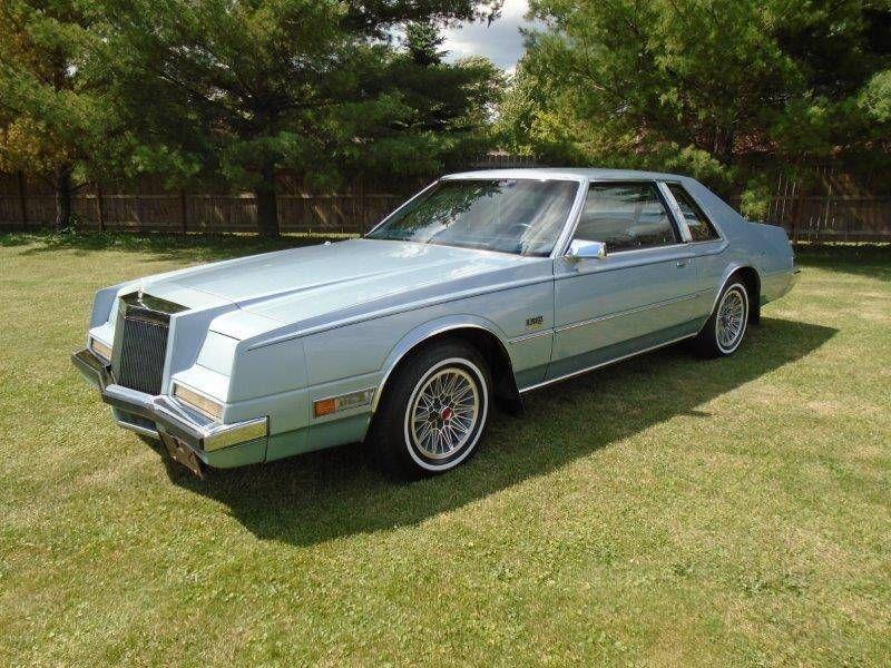 1987 Chrysler Imperial 2 Door Coupe Chrysler Imperial Chrysler