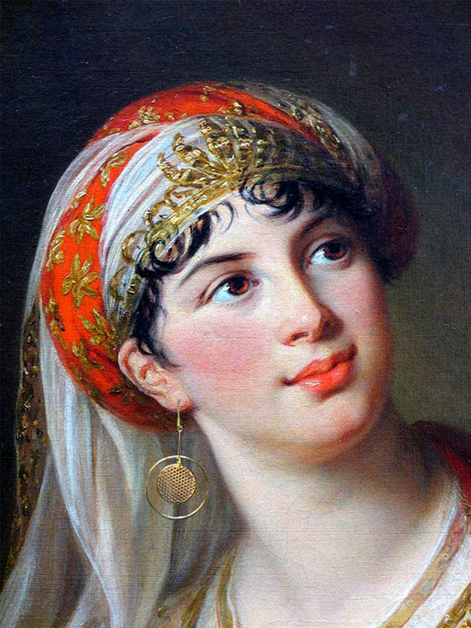 ÉLIDA C in 2020 Female painters, Turkish art, Classic