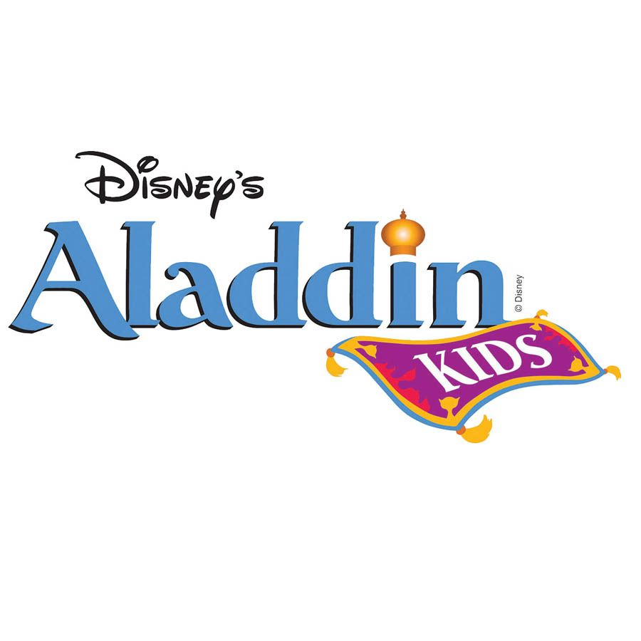 broadway kids aladdin audio sampler contains a student script licensing information and an audio cd with all of the recorded music
