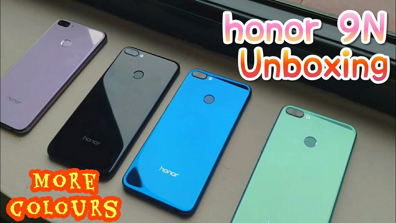 Honor 9N Unboxing | In More Colours | Camera Test | New
