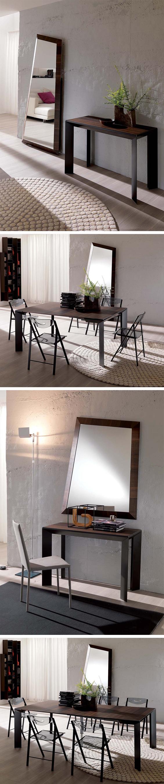 ozzio konsole metro xelle tische. Black Bedroom Furniture Sets. Home Design Ideas