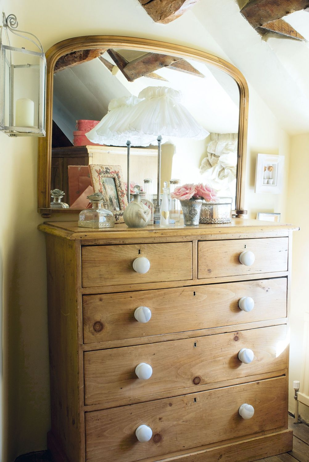 Philpott Dressing Table English Country Style Pine