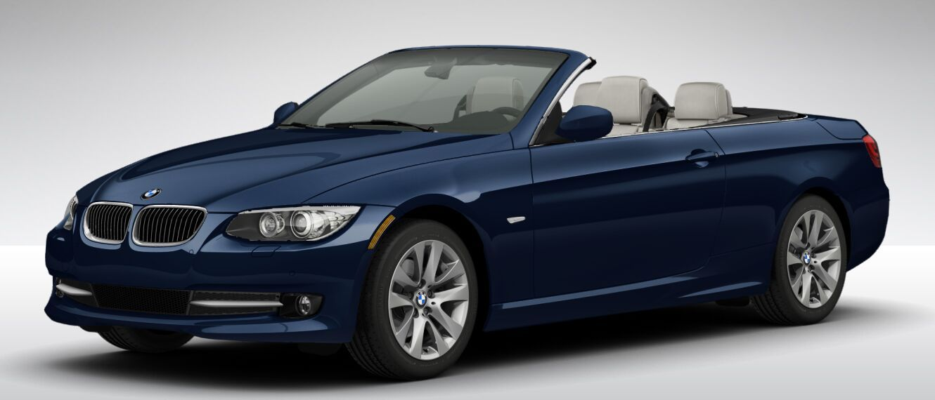 The Ultimate Dream Car BMW I Convertible In Blue Of - 2012 bmw 328i convertible