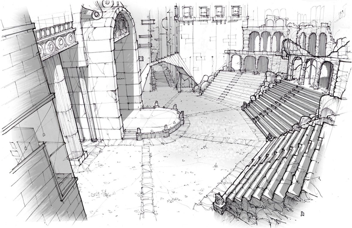 Pin by Jerome Leiws on perspectives  Drawings Three