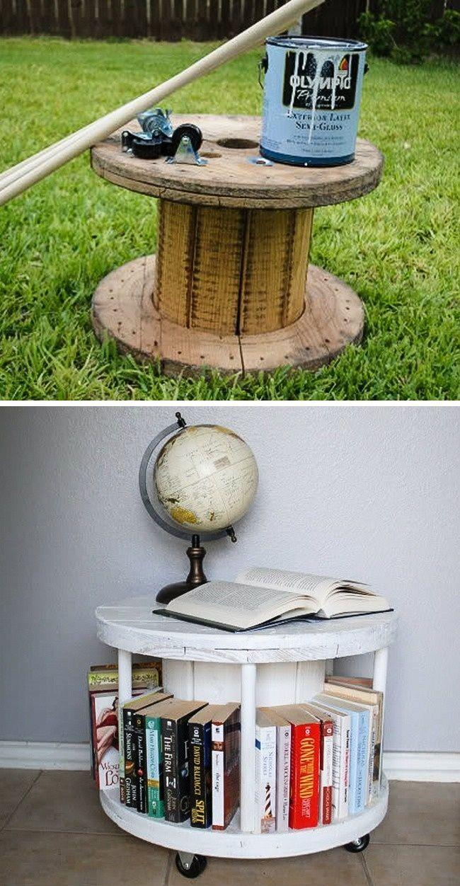 15 Ideas creativas para renovar tus viejos muebles | Ideas creativas ...