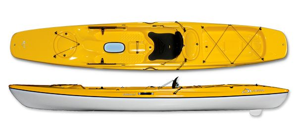 SOT (SIT ON TOP KAYAKS) always looking for a better one ... say this at Ecomarine