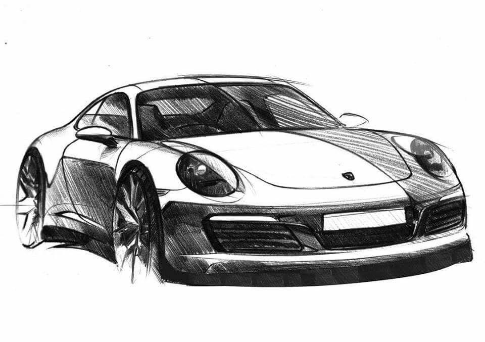 Pin von Andrea Felletti auf Sketch | Pinterest | Auto skizze ...
