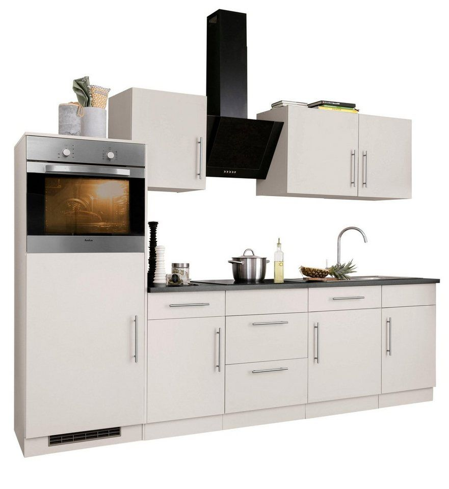 Optifit Kuchenzeile Lagos Hohe 206 8 Cm Kaufen Otto Kuchenmobel Kuchenprodukte Kuchentrends