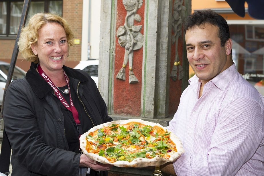 Join us in Bremen as we explore the secret gourmet mile