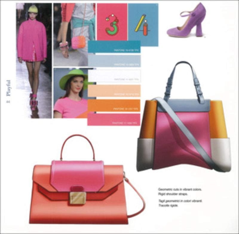 Bags Trend Book S S 2015 Accessoires Shoes Styling