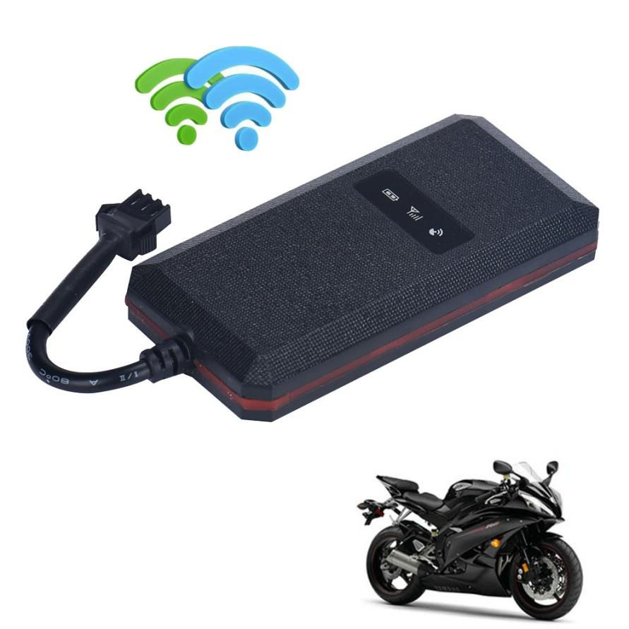 quad band gsm gprs gps tracker gps motor bike car tracking. Black Bedroom Furniture Sets. Home Design Ideas
