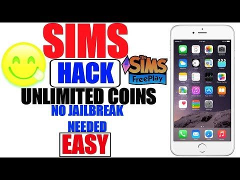 NEW) The Sims FreePlay (HACK) iOS 9-10 3 2/11 - Unlimited Coins
