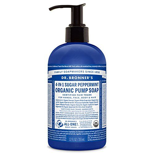 Ewg Skin Deep Ratings For All Dr Bronner S Products